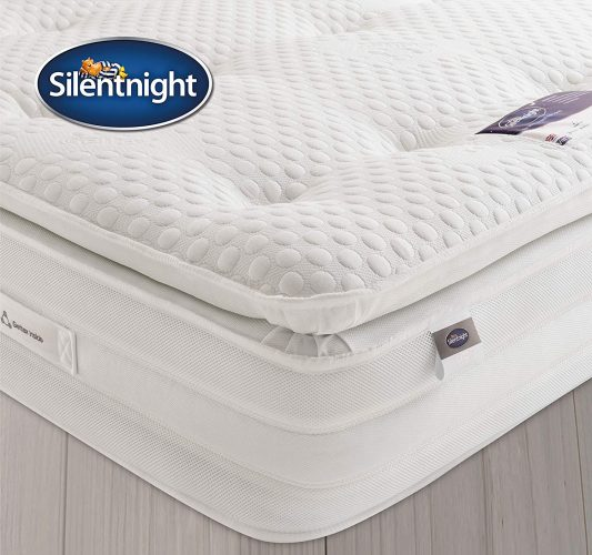 Silentnight 2000 Pocket Gel Mattress