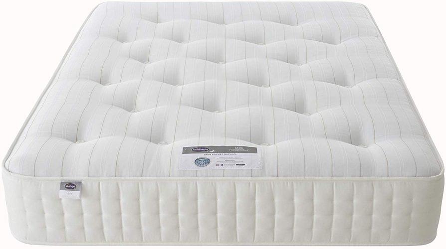 Silentnight 2800 Pocket Natural Wool Mattress Review