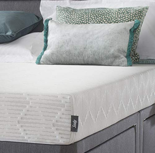 Sealy Posturepedic Ortho Rolled Mattress Memory Foam Zonal Support Anti-allergy