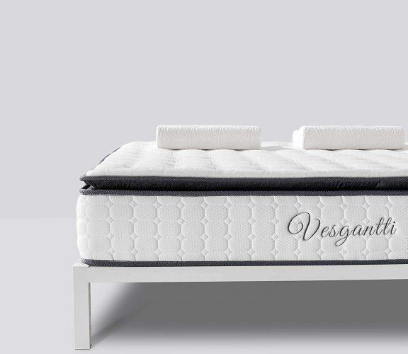 Vesgantti 10.6 Inch Pocket Sprung Mattress Review