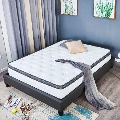 Lankou Breathable Bamboo with Pocket Sprung Mattresses