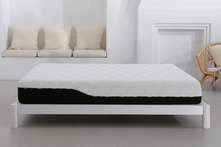 Lv. life Pocket Sprung Mattress with Memory Foam