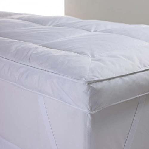 Night Comfort Full Fill Mattress Topper Review 1